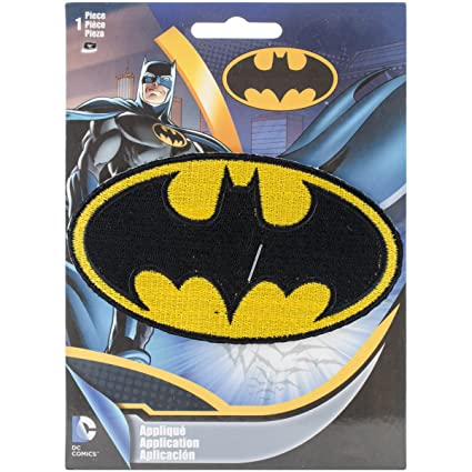 393ead2dd7b23 Buy Application Batman Logo Patch Online at Low Prices in India ...