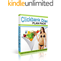 CLICKBANK DIET PLAN PACK: Transformation from FAT to FLAT (English Edition)