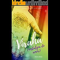 Viraha (nostalgia de amor) (Desde un rincón del mundo (antología de relatos) nº 3) (Spanish Edition) book cover