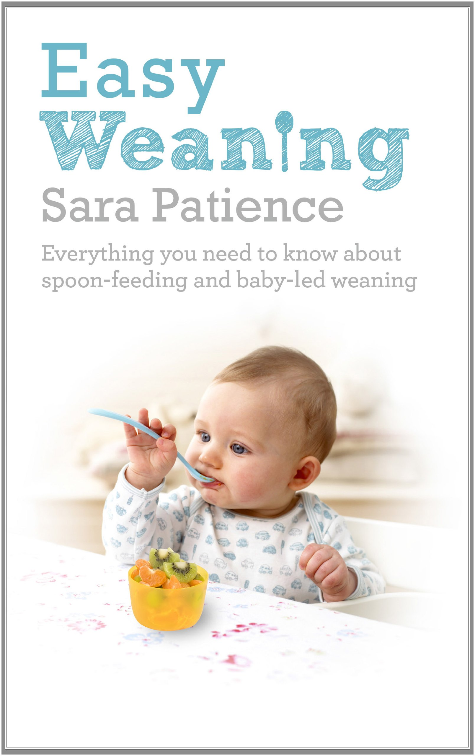 What moms say: how to wean a baby