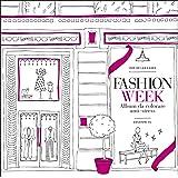 Fashion week. Album da colorare anti-stress