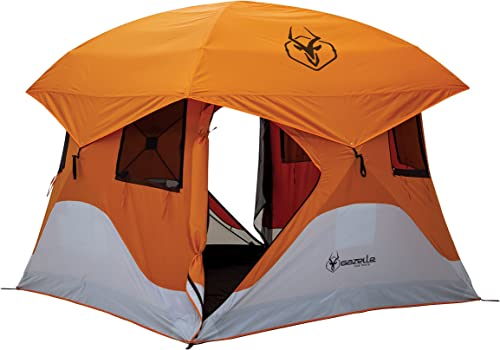 Gazelle T4 Overland Edition GT401SS Pop-Up Portable Camping Hub Tent