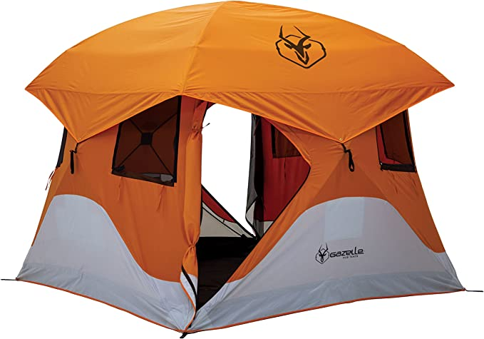 Gazelle Pop-Up Camping Hub