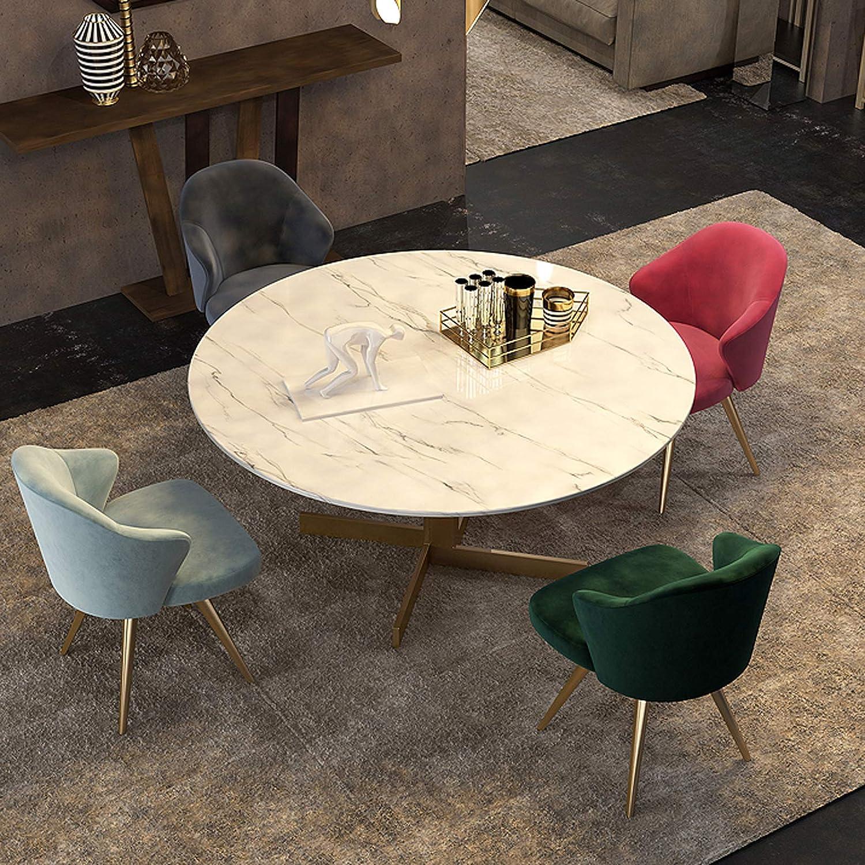 AFEO Makeuppall matstol affärsförhandlingsstol klädaffär mottagningsstol kaffestol bänkstol omklädningsrum stol läsning lärande stol Ljusblått