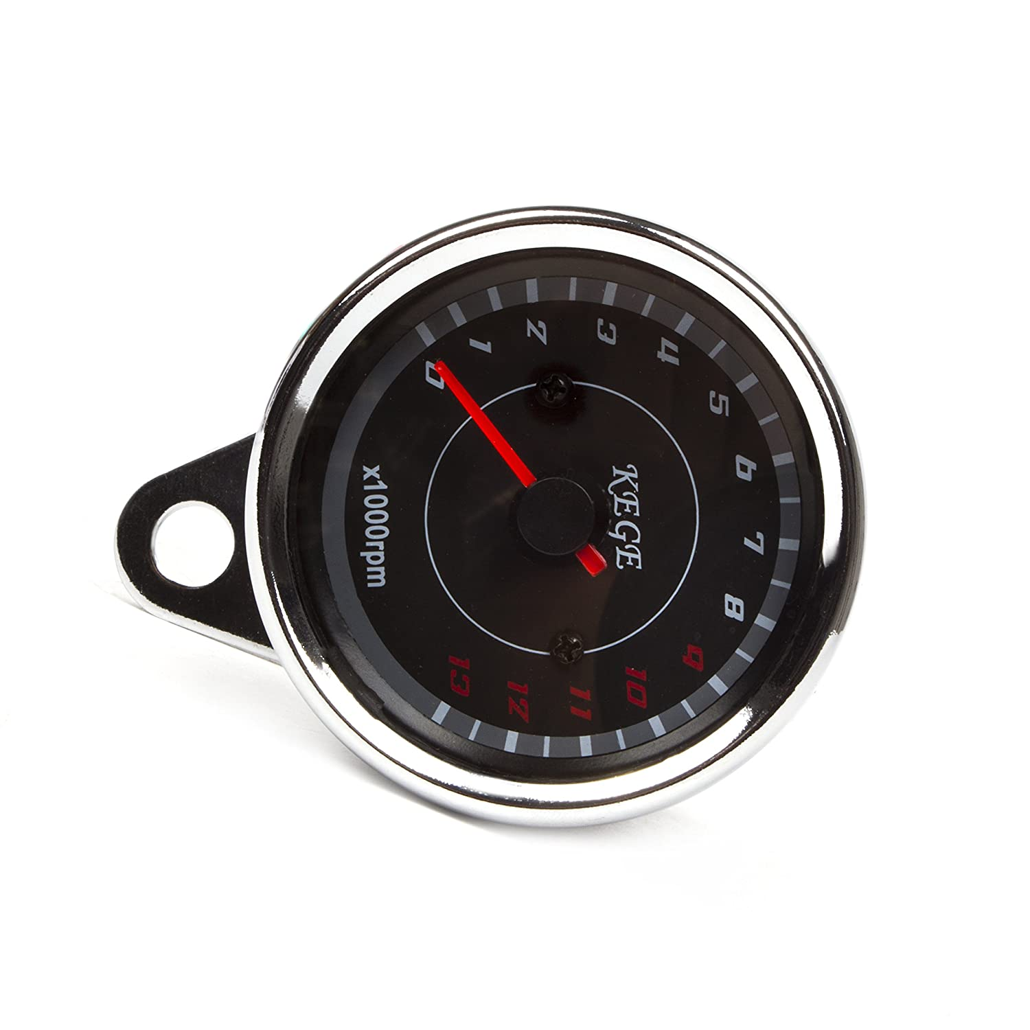 Amazon.com: Universal LED Backlight Motorcycle Speedometer Meter Tachometer  Gauge: Automotive