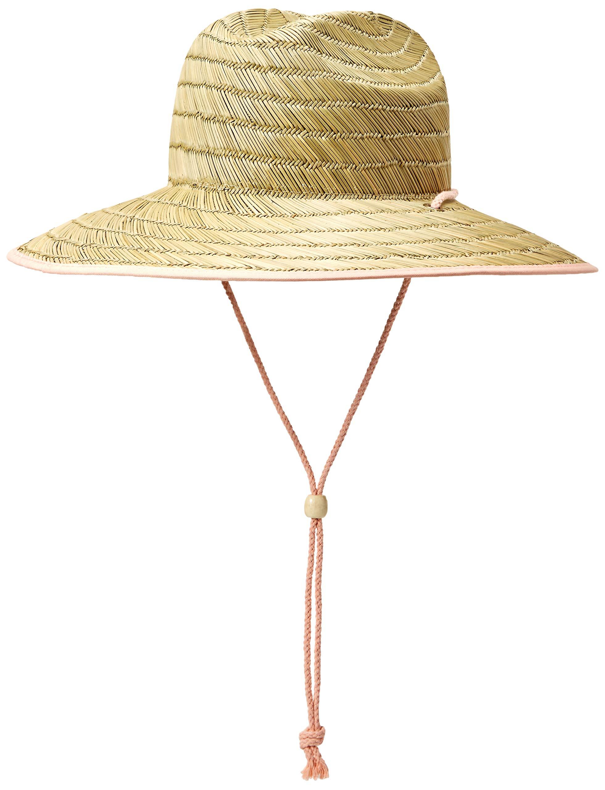 Roxy Little Tomboy Girl Sun HAT, Peach Bud, 1SZ by Roxy (Image #2)