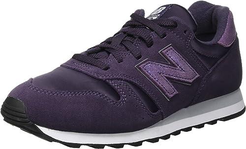 basket femme new balance violette