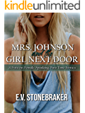 Mrs. Johnson and the Girl Next Door: A Futa-on-Female, Spanking, First Time Erotica (Futa MILF in Charge Book 2)
