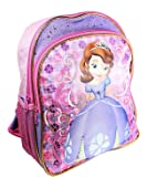 Disney Princess - Sofia the First - Girls Medium Sized School Bag Backpack Rucksack with Pocket