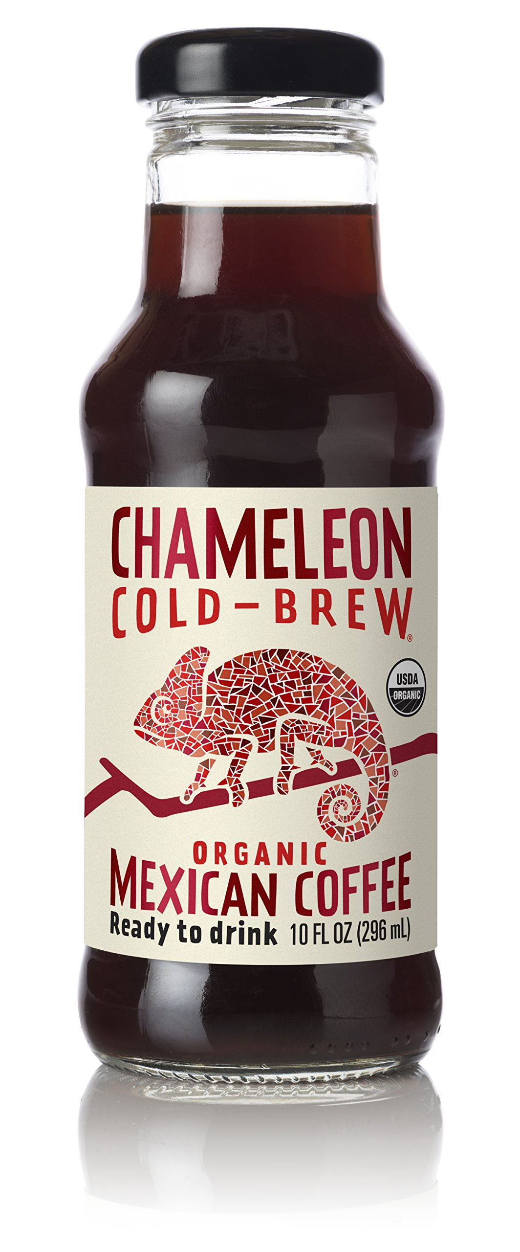 Chameleon Cold-Brew Mexican Ready-to-Drink Coffee 12 pack by Chameleon Cold Brew