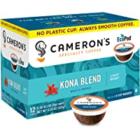 72-Count Cameron's Coffee Kona Blend Single Serve Pods