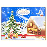 Lindt Milk Chocolate Giant Advent Calendar, 280 g