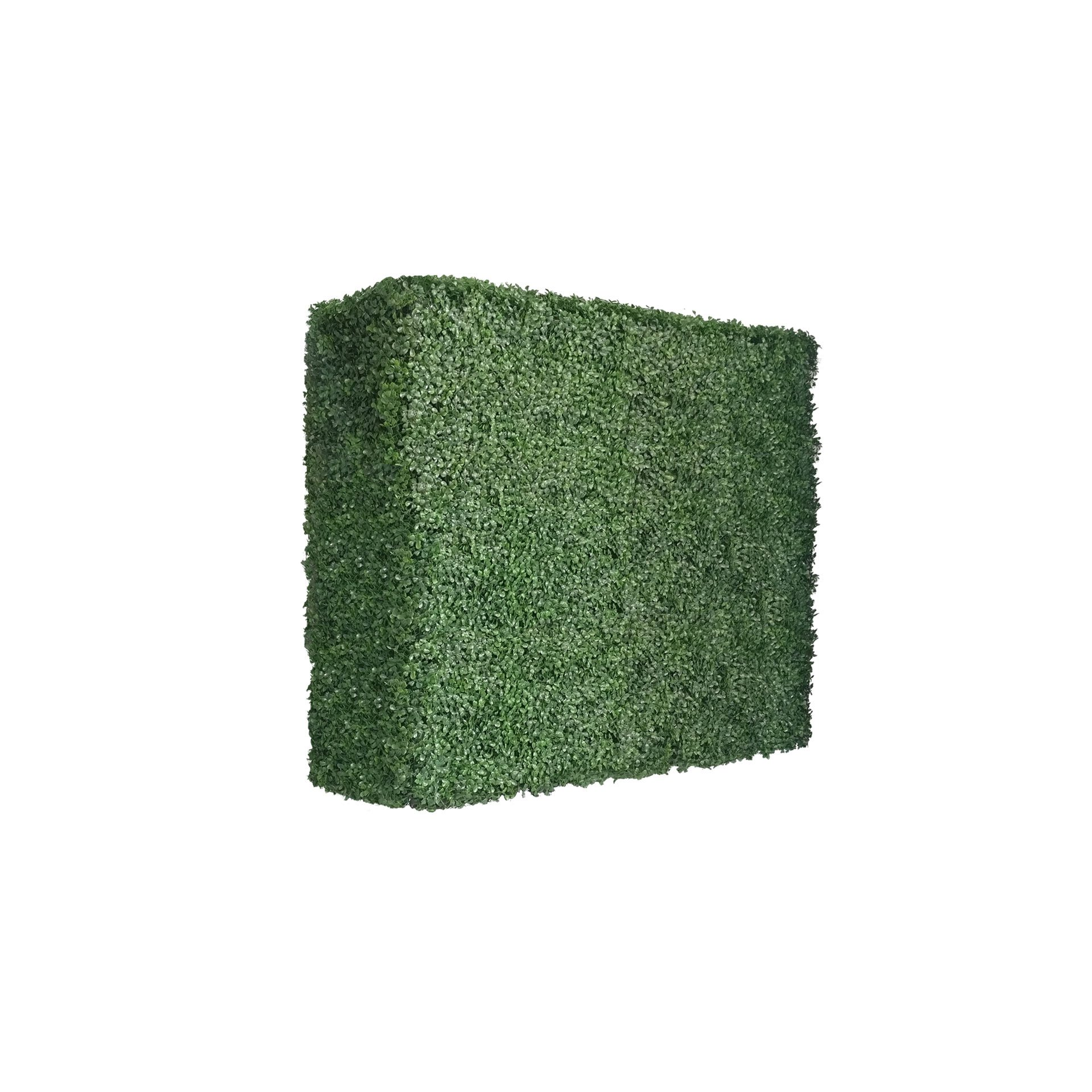 "Artigwall Faux Boxwood Hedge Divider Wall 30""H48""L12''D Room Divider …"
