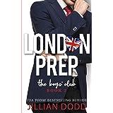 The Boys' Club (London Prep Book 2)