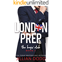 The Boys' Club (London Prep Book 2)