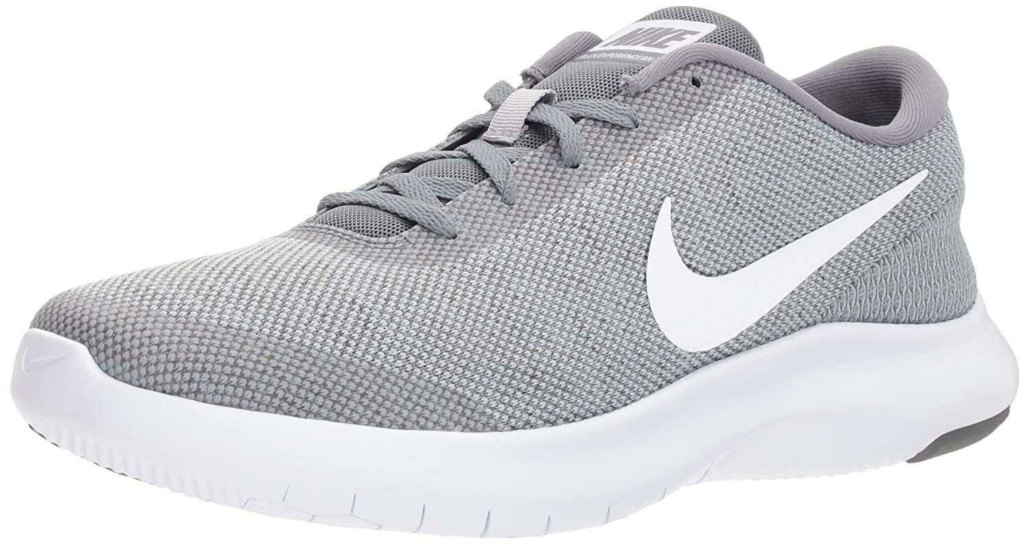 NIKE Men's Flex Experience 7 Running Shoe B071VMZ8H6 10 D(M) US|?wolf Grey/White-cool Grey