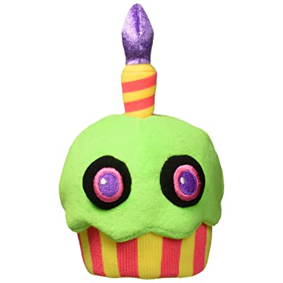 Funko Plush: Five Nights at Freddy's - Cupcake Neon Plush Collectible Plush: Toys & Games