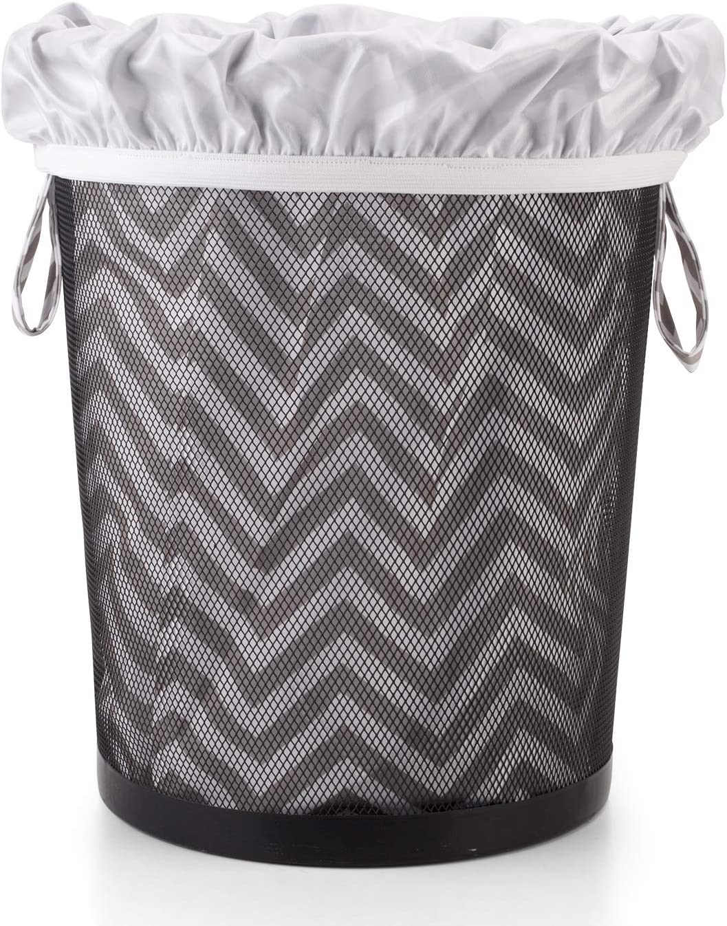 Teamoy Reusable Pail Liner for Cloth Diaper//Dirty Diapers Wet Bag Frogs