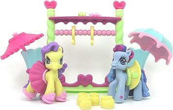 Amazon.es: My Little Pony: Ponyville Rain or Shine Pack by Hasbro Toy (English Manual): Juguetes y juegos