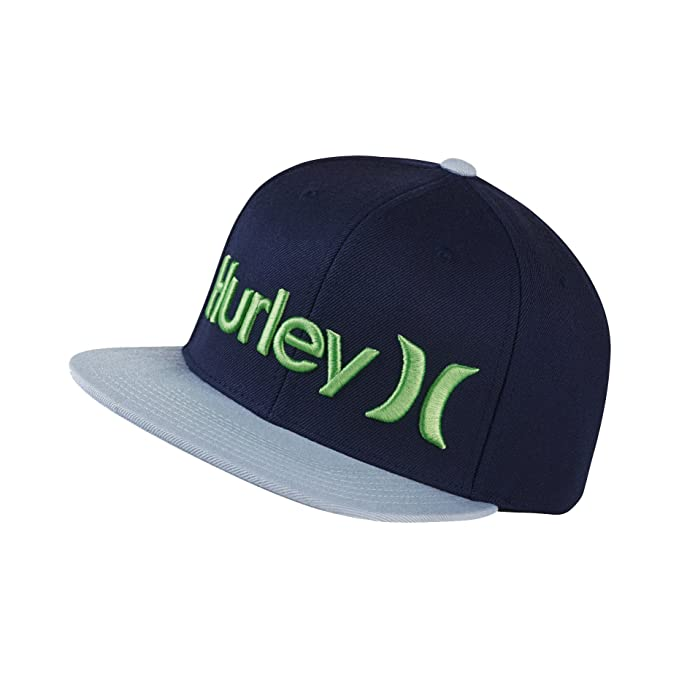 9db1e0f180be5 Amazon.com  Hurley MHA0005800 Men s One And Only Adjustable Hat ...