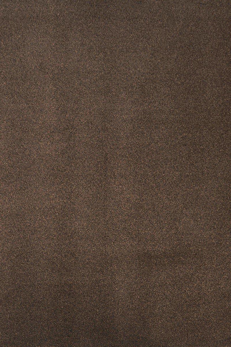 Havatex Teppich Melange Frieze Athen - und schadstoffgeprüft   robust pflegeleicht und schmutzresistent   Küche Wohnzimmer Schlafzimmer Spielzimmer Kinderzimmer, Farbe Braun, Größe 300 x 300 cm