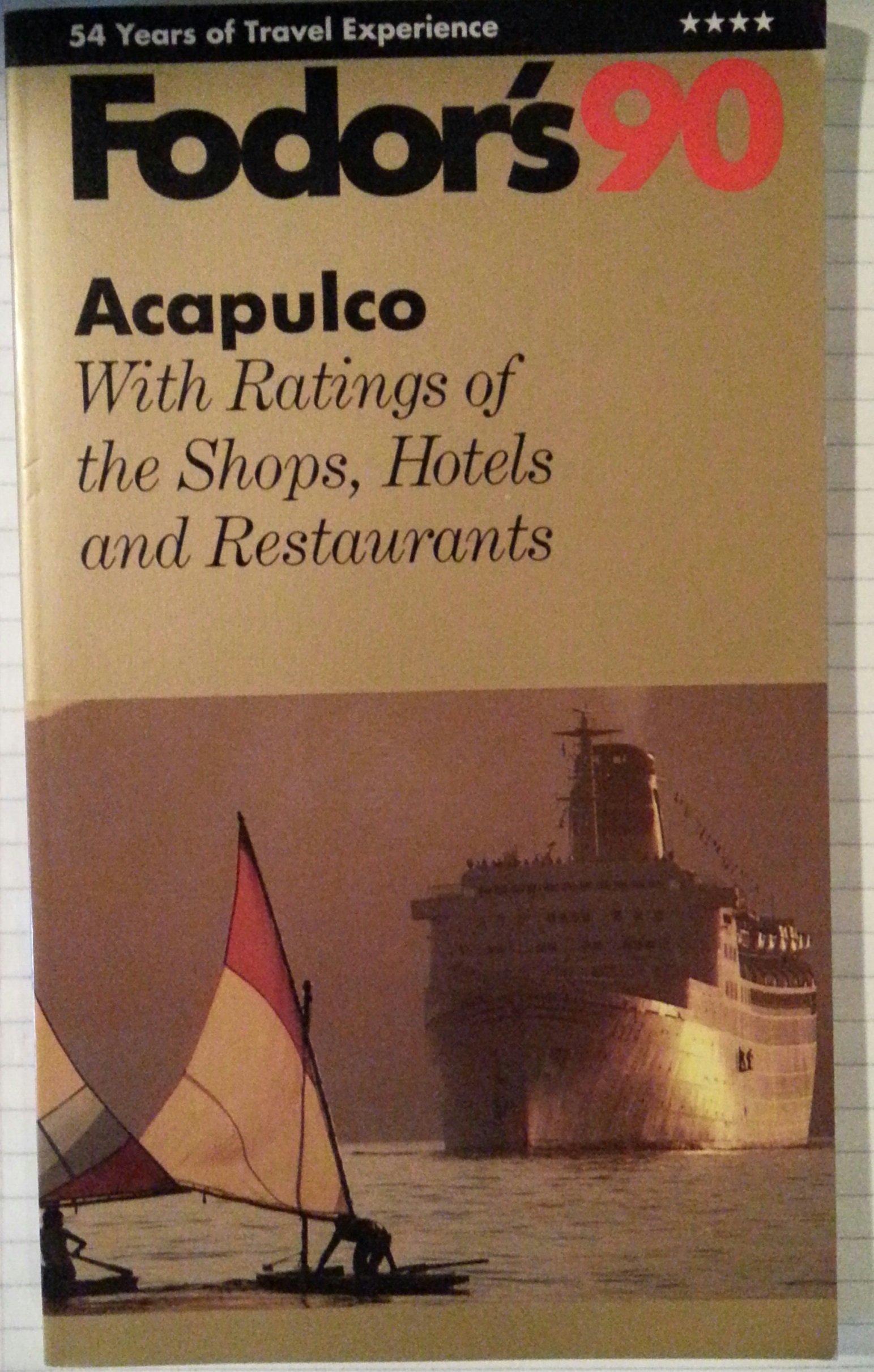 Fodor-Acapulco'90
