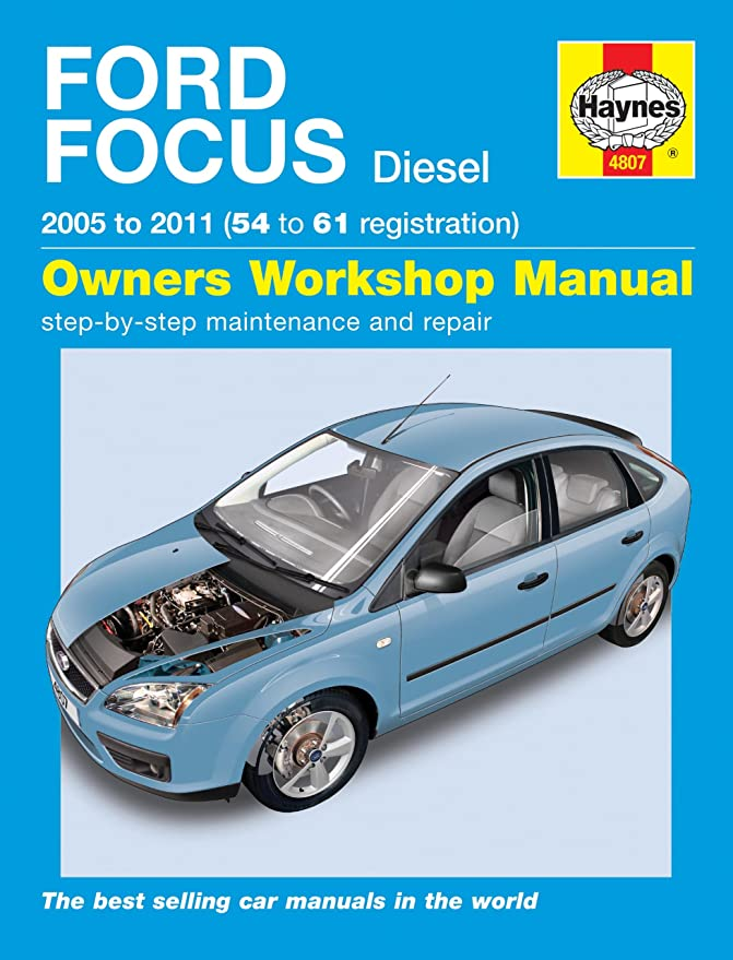 ford focus diesel service and repair manual 2005 2011 haynes rh amazon co uk Ford Focus RS MK1 2014 Ford Focus St Custom