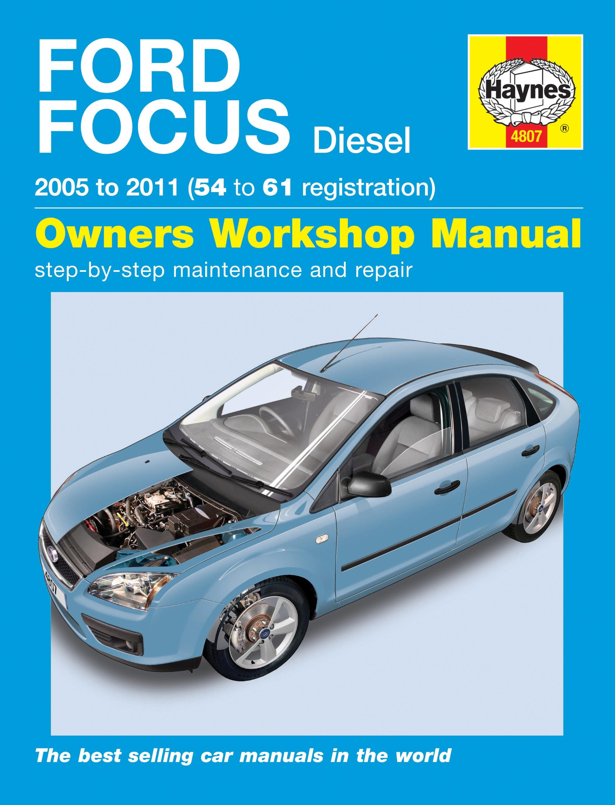 Ford Focus Diesel Service and Repair Manual: 2005-2011 (Haynes Service and Repair  Manuals): 9780857337009: Amazon.com: Books