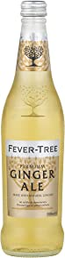 Fever-Tree Premium Ginger Ale, 16.9 Ounce Glass Bottles (Pack of 8)