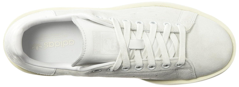 adidas Originals Women's Stan Smith Bold Sneakers Plataforma Leather Trainer zake