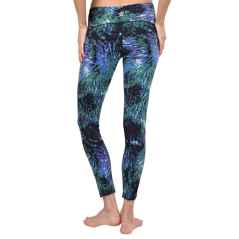 0c3ea116833e4a Tuff Athletics Women's Active Yoga Leggings at Amazon Women's Clothing  store: