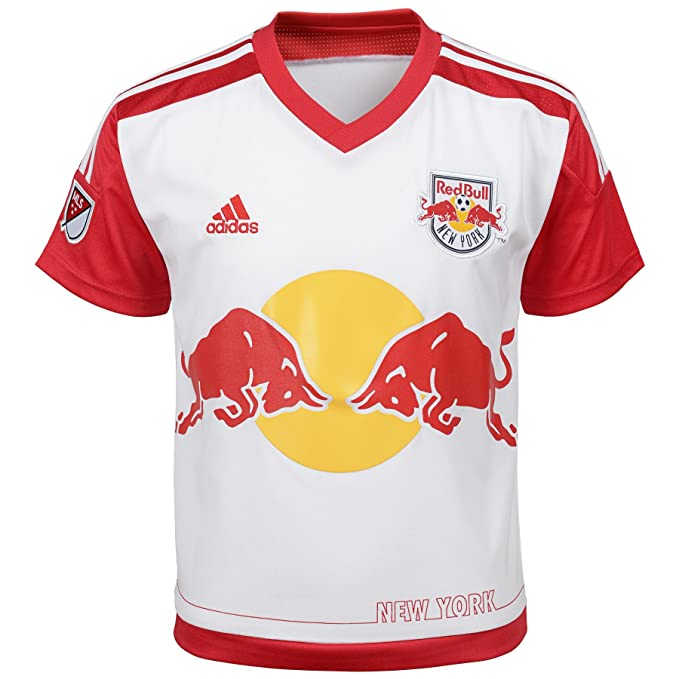 promo code 2582d 11cb9 MLS New York Red Bulls Infant Outerstuff Primary Replica Jersey
