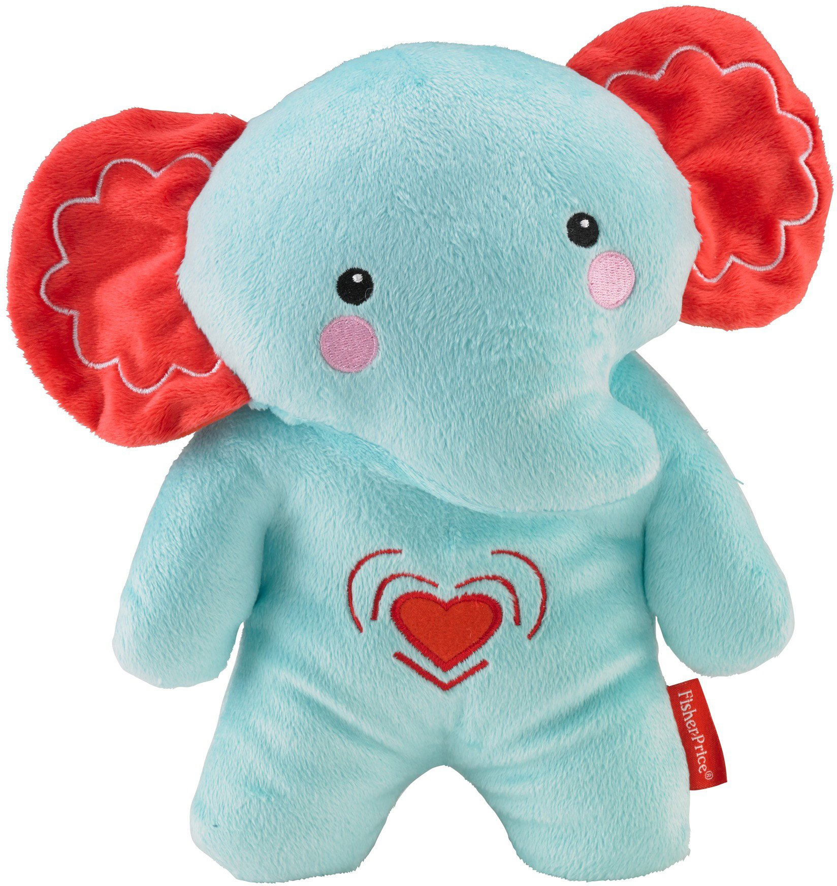Fisher-Price Calming Vibrations Cuddle Soother, Blue Elephant by Fisher-Price