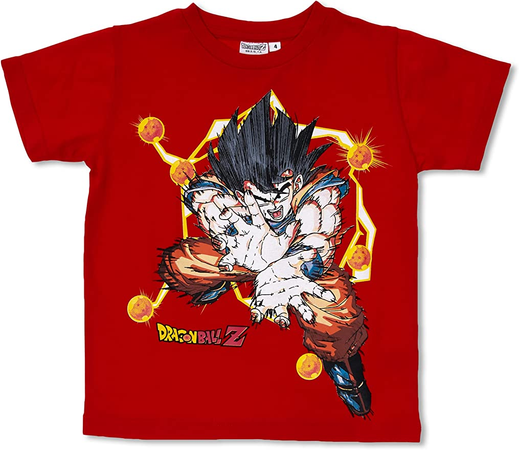 Licencias Camiseta Dragon Ball