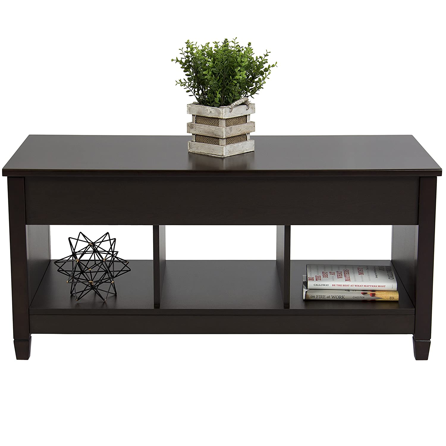 Amazon Best Choice Products Home Lift Top Coffee Table Modern