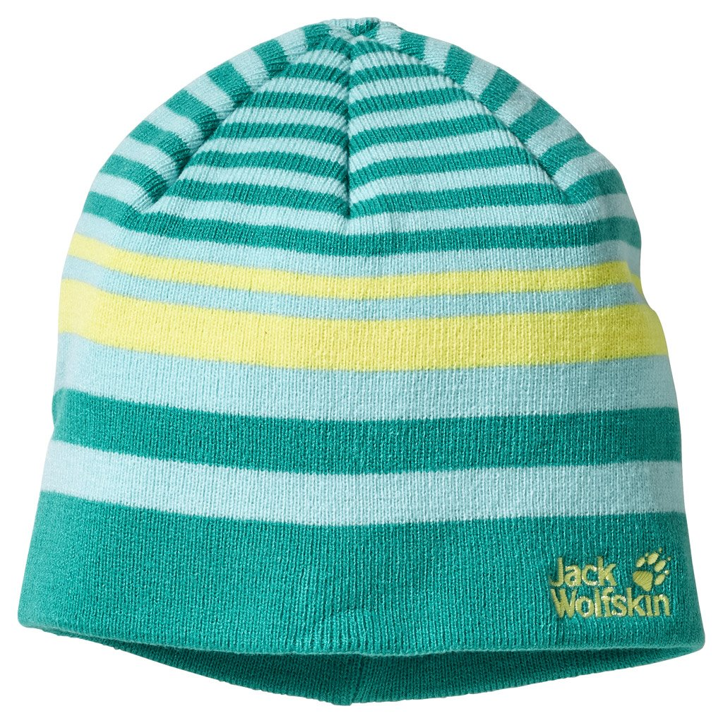 c64daae15e3 Amazon.com  Jack Wolfskin Cross Knit Cap Kids  Sports   Outdoors