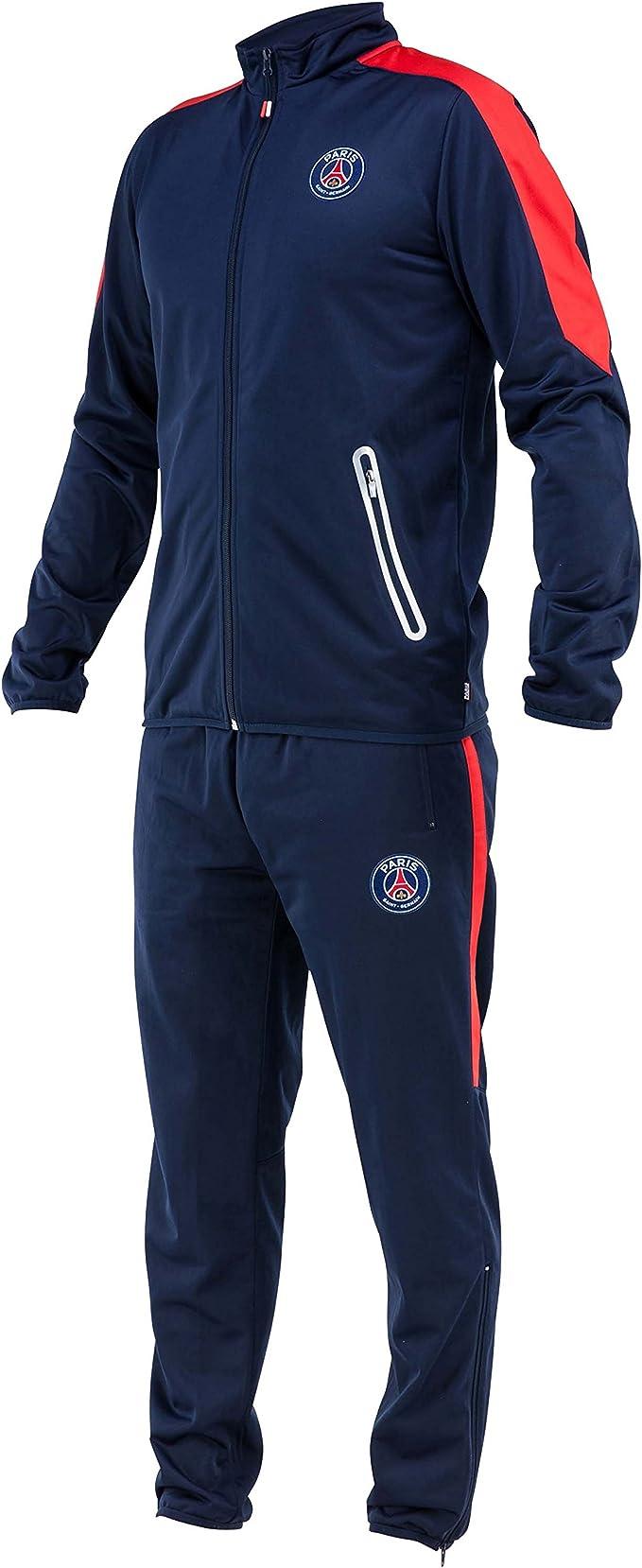 paris saint germain trainingsanzug mit motiv offizielle kollektion kindergrosse fur jungen