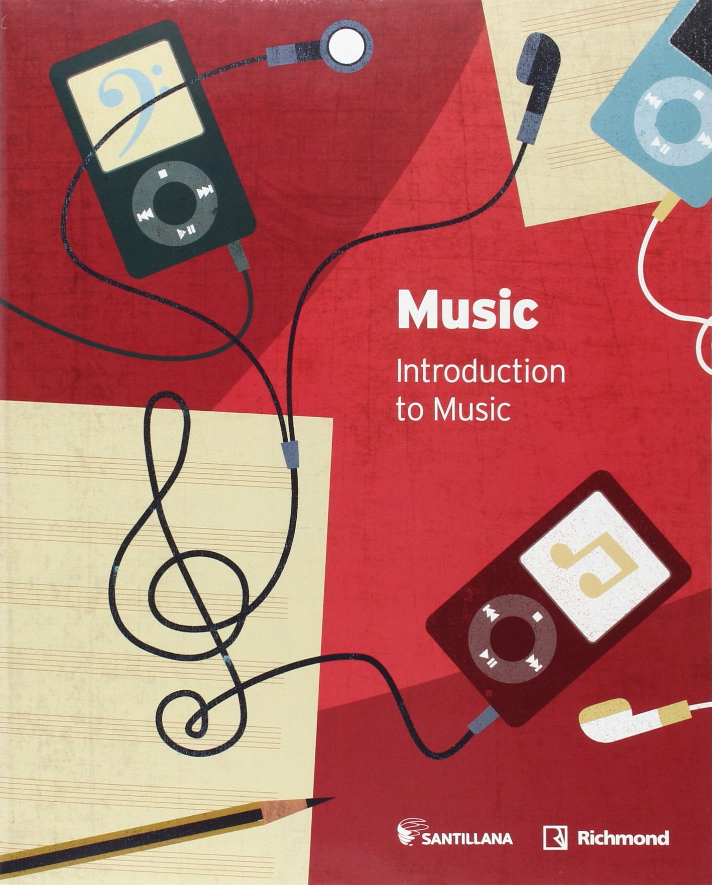 MUSIC INTRODUCTION TO MUSIC 1 ESO - 9788468031873: Amazon.es: Varios  autores: Libros en idiomas extranjeros
