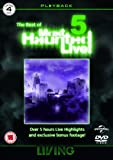 Most Haunted Live: Best Of - 5 [DVD]