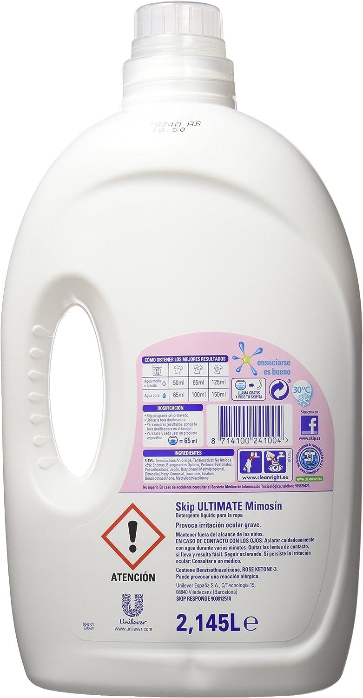 Skip Ultimate Fragancia Mimosín Detergente Líquido 33 lavados ...