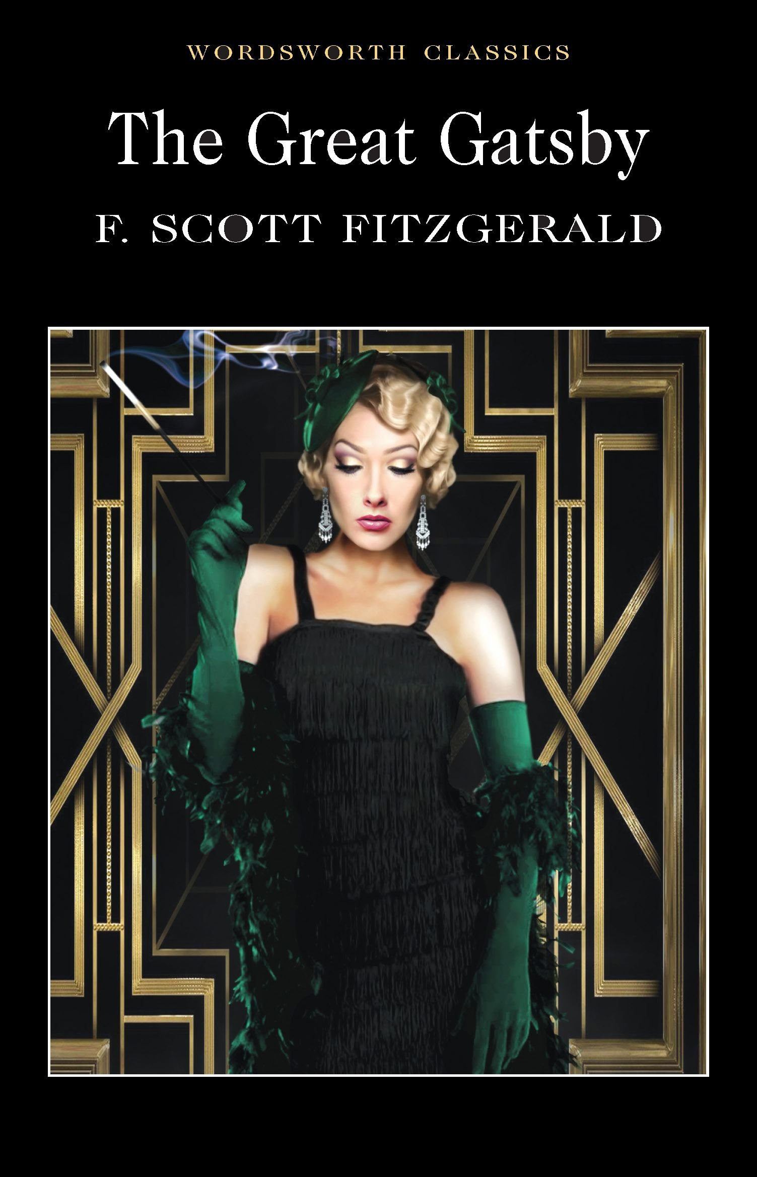the great gatsby wordsworth classics co uk f scott the great gatsby wordsworth classics co uk f scott fitzgerald guy reynolds dr keith carabine 9781853260414 books
