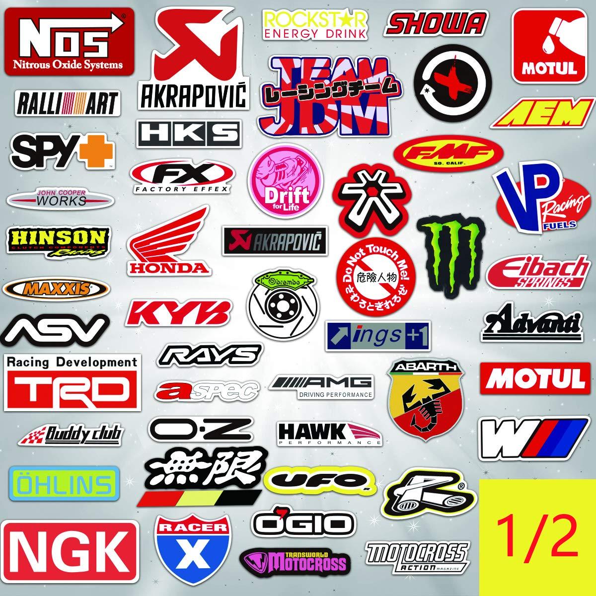Q Window Auto Und Moto Modifizierte Marke Logo Series