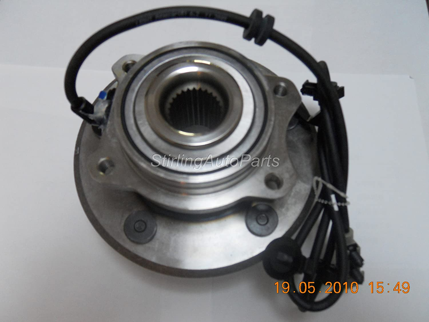 2006 For Chrysler Pacifica Rear Wheel Bearing and Hub Assembly x 2 Stirling