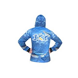 Jekosen Dri Fit Hoodie Fishing Shirt