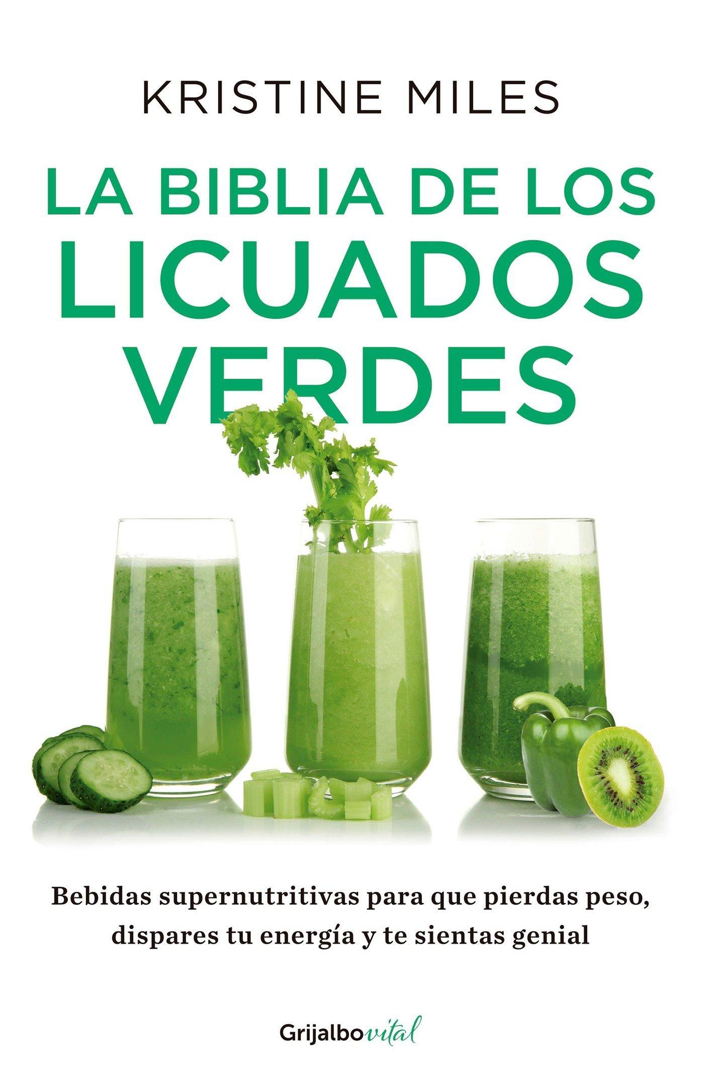 biblia licuados verdes Green Smoothie product image