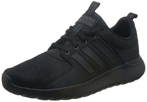 new concept 65428 27c7e adidas Mens Cf Lite Racer Running Shoes, Black (Core Blackcore Black