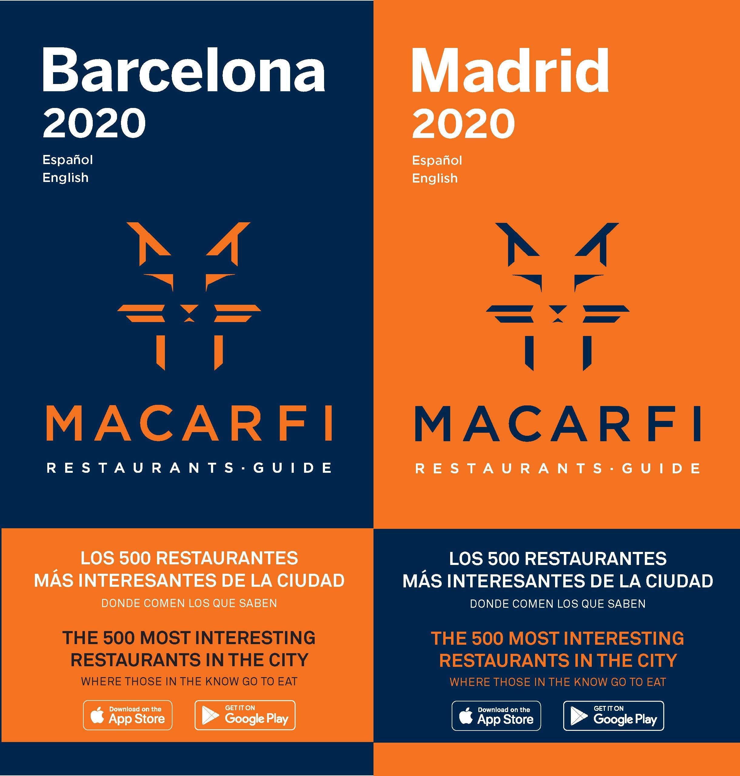 2020 Guia Macarfi De Restaurantes: Amazon.es: Vv.Aa, Vv.Aa: Libros