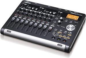 Tascam DP-03SD 8-Track Digital Portastudio Multi-Track Audio Recorder