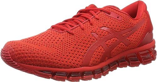Escritor Alcanzar Hueso  ASICS Men's Gel-Quantum 360 Knit 2 T840n-602 Running Shoes: Amazon.co.uk:  Shoes & Bags