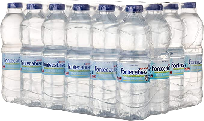 Fontecabras - Agua Mineral Natural Embotellada - Pack Botellines ...